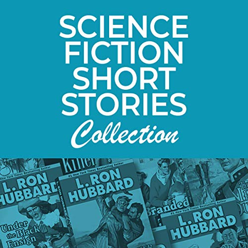 Science Fiction Short Stories Collection cover art
