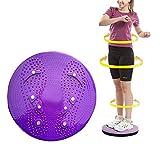LahAd Cojin Equilibrio Bola Equilibrio Tabla De Equilibrio Equipamento Fitness Fitness Hacer Ejercicio En Casa Entrenamiento En Casa por Equipo De Entrenamiento Purple,Freesize