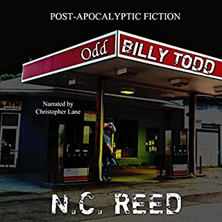 Odd Billy Todd audiobook cover art