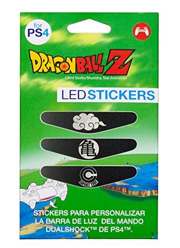 FR·TEC -  Pack 3 Led Stickers para el mando Dualshock de Playstation 4