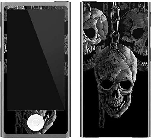 Skinit half Decal MP3 Player Skin Compatible Nano with 7th Gen iPod overseas