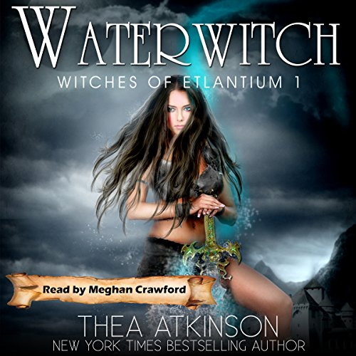Water Witch audiobook cover art