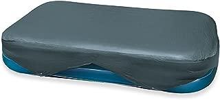Intex B008VQWPDK Rectangular Pool Cover for Swim Centers 58412EP, 1 Pack, Multi