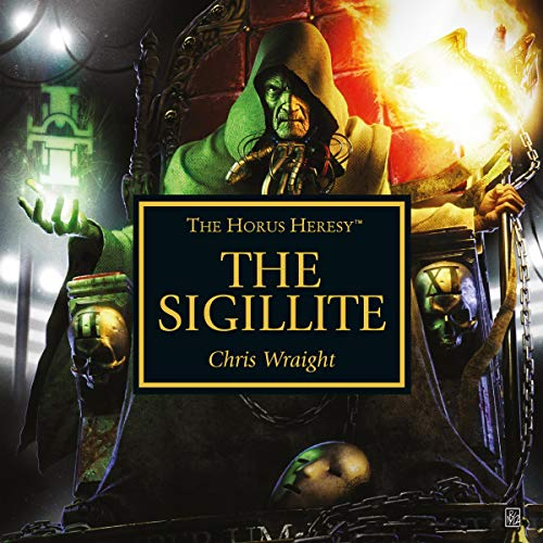 The Sigillite audiobook cover art
