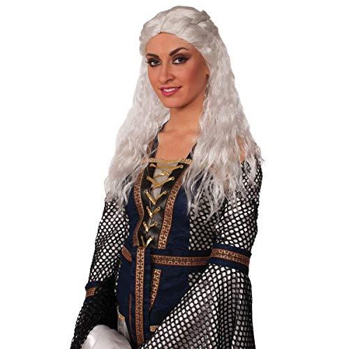Forum Novelties Medieval Fantasy Lady Faire Adult Costume Wig