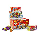 SuperZings - Serie 1 - Rivals of Kaboom: Display con 12 Supercar (PSZ1D612IN06), Incluye 1 Figura en...