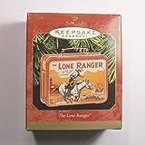 1997 Hallmark Ornament The Lone Ranger Lunch Box