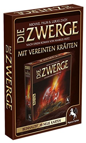 Pegasus Spiele 51929G - Die Zwerge - Mit vereinten Kräften (Erweiterung)