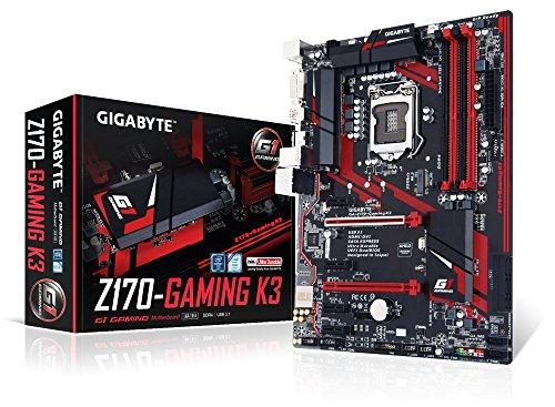 GIGABYTE Z170-GAMING K3-EU LGA 1151 4x DDR4 max 64