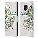 Head Case Designs sous Licence Officielle Cat Coquillette Lotus Fleur Mandala 4 Modèles 6 Coque en...