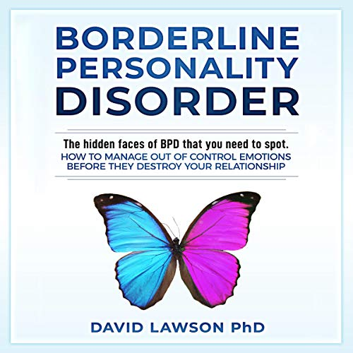 Borderline Personality Disorder cover art