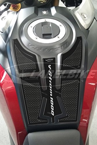 Portector de Depósito Adhesivo en Gel 3D Compatible para Suzuki Moto V-Strom 1000 Vstrom