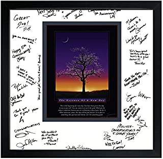 Successories Essence of A New Day Framed Signature Motivational Poster