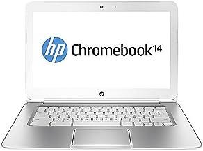 (Renewed) HP Chromebook 14-Inch Netbook Laptop Computer, Intel Celeron 2955U, 4 GB RAM, 16 GB SSD...