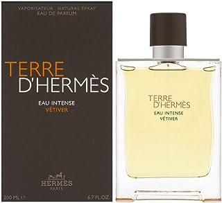 Hermes Terre D' Eau Intense Vetiver For Men Eau De Parfum, 200 Ml