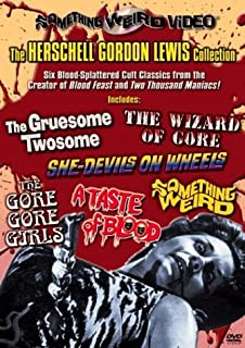 The Herschell Gordon Lewis Collection (The Gore Gore Girls/A Taste of Blood/She-Devils on Wheels/The Gruesome Twosome/The ...