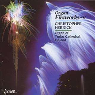 Organ Fireworks 5 by VARIOUS ARTISTS