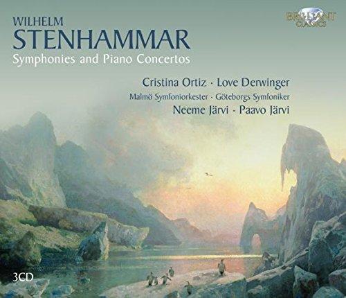 Stenhammar - Sinfonie & Klavierkonzerte