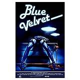 BLUE VELVET Movie David Lynch Dennis Hopper-Wall Poster