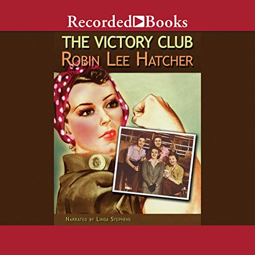 The Victory Club audiobook cover art