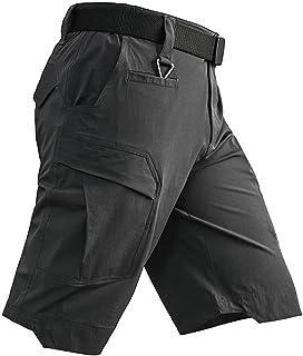 ANTARCTICA Men's Cargo Shorts Lightweight Waterproof Ripstop Summer Casual Hiking Pants