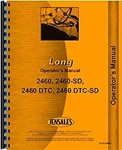 Long 2460DTC Tractor Operators Manual