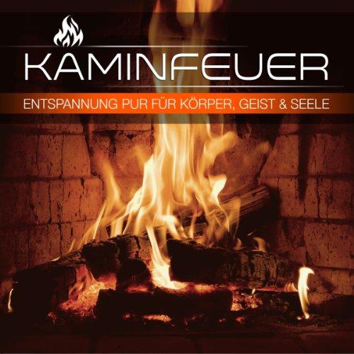 Kaminfeuer - Entspannung für Körper, Geist und Seele