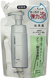 【3袋セット】 ちふれ 泡洗顔S 詰替用 180ml×3