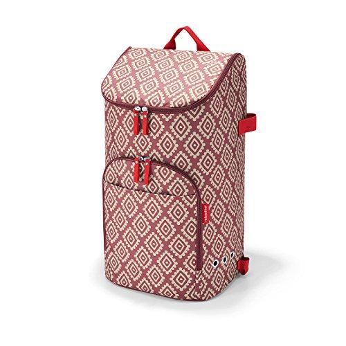 reisenthel citycruiser bag 34 x 60 x 24 cm diamonds rouge