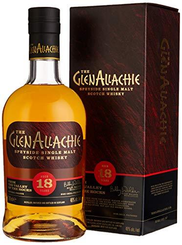 GlenAllachie 18 Jahre Single Malt Whisky (1 x 0.7 l)