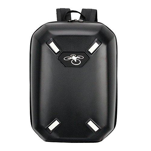Anbee carcasa negro mochila mochila bolsa de viaje de almacenamiento caso para DJI Phantom 3, Phantom 4RC Drone
