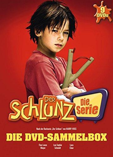 Produktbild Der Schlunz - Die Serie,  9 DVDs