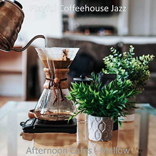 Playful Coffeehouse Jazz
