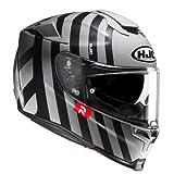 HJC 14380510 Casco de Moto, Forvic, Talla XL