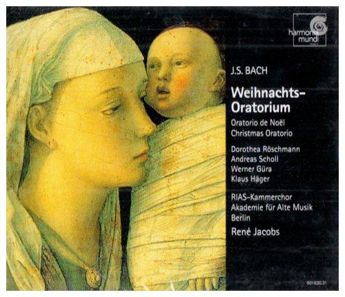 Bach: Weihnachts-Oratorium (Christmas Oratorio)