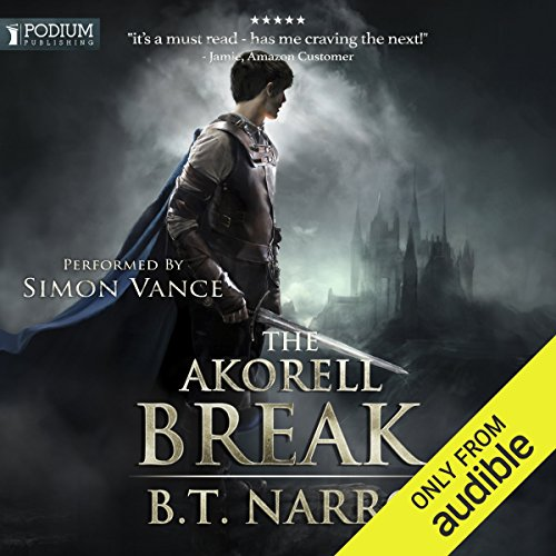 The Akorell Break cover art