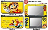 Super Mario Maker Special Edition Skin Sticker Decal Cover #1 for NEW 3DS XL