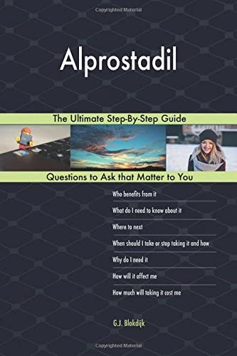 Alprostadil The Ultimate Step By Step Guide product image
