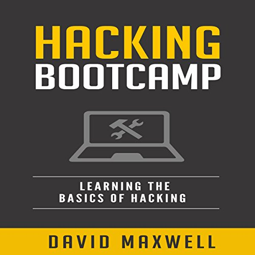 Hacking Bootcamp audiobook cover art