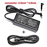 19.5V 3.33A 65W AC Adapter Charger Replacement for HP Chromebook 14-q010nr 14-q039wm 14-q010dx 14-q029wm 14-q070nr 14-q049wm;HP Pavilion 15-N040US 15-N028US 710412-001 709985-004 709985-003 714657-001