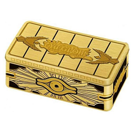 Ygo! 2019 Gold Sarcophagus Tin