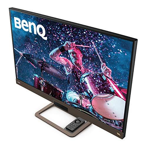 BenQ LED Display EW3280U (3840x2160, 81,28cm, 32Zoll, IPS-Panel, 60Hz, 2xHDMI) Metallic Braun/Schwarz - 5