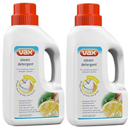 2 x 500 ml, für Dampfreiniger von Vax Reinigungsmittel 1-9-131627-00 (Original)