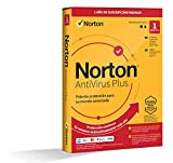 Norton Antivirus Plus 2021 - Antivirus software para 1 Dispositivo y 1 año de suscripción con renovación automática, para PC o Mac
