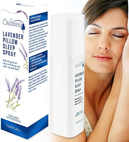 1 HALL OF FAME RECOMMENDED kostein Lavender Deep Sleep Aid Pillow Spray Spray Mist with Natural product image