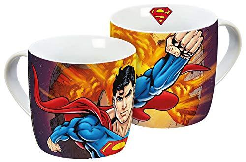 Superman 13797 Porzellantasse, Porzellan