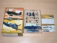 1/144 F4U-1A コルセア アメリカ海軍 第17戦闘飛行隊 2-C ウイングキットコレクション VS4 エフトイズ