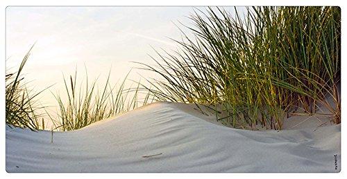 mySPOTTI 150922 aqua Dune, Spritzschutz für´s Bad, 90 x 45 cm