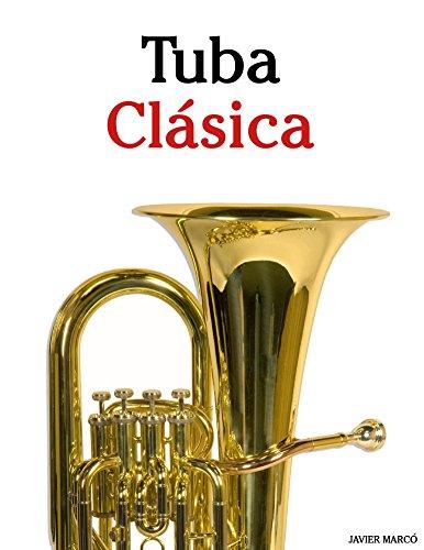 Tuba Clásica: Piezas fáciles de Bach, Strauss, Tchaikovsky