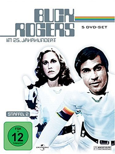 Buck Rogers - Staffel 2 (5 DVDs)